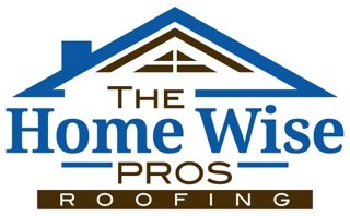 The Home Wise Pros Roofing logo