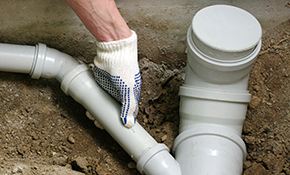 $325 Main Sewer Cleaning and Televising