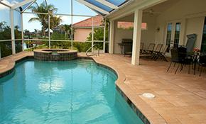 $320 Standard Pool Opening