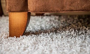 $99 for 2 Rooms and a Hallway of Carpet Cleaning Plus Deodorizing