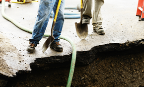 $600 for $750 Credit Toward Foundation Repair Services