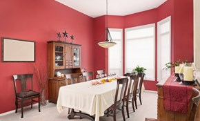 $1,300 for Two Rooms of Interior Painting