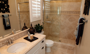 $1,799 for a Ceramic Tile Shower Replacement, Including Labor and Materials