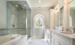 $9,963 Bathroom Remodel