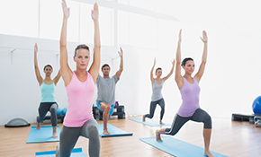 $250 for 4 Pilates Private Sessions and 4 Pilates Group Classes