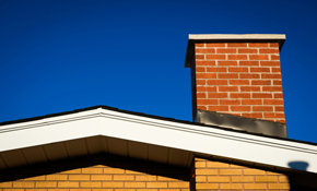$210 for Chimney Winterizing Package Plus Masonry Credit