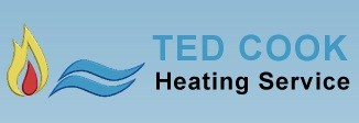Ted Cook Heating Service logo