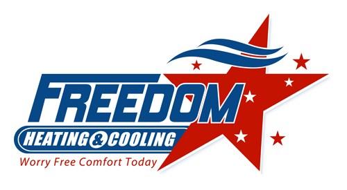 Freedom Heating & Cooling logo