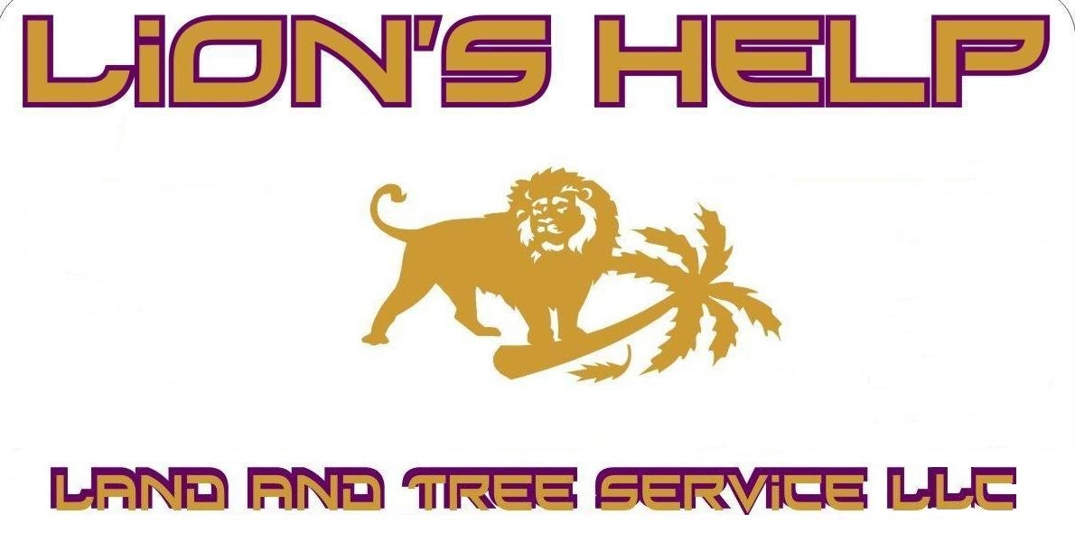 Lion's Help Land and Tree Service LLC logo