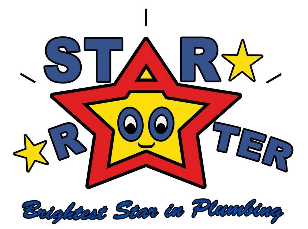 Star Rooter Plumbing logo