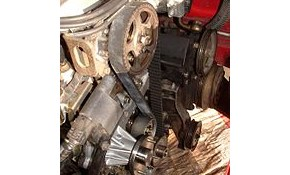 30% Off Timing Belt Replacement Labor