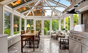 $49 for a Sunroom Design Consultation, Plus an Additional Credit