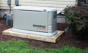 $245 for Air-Cooled Generator Maintenance