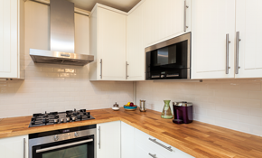 $59 for Kitchen Cabinet Refinishing Consultation Plus $1000 Credit Toward Project