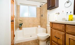 $7500 Bathroom Remodel