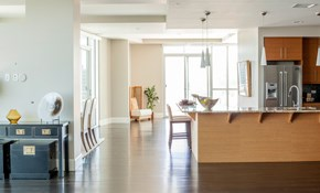 $1,050 for 300 Square Feet of Hardwood Floor Sanding and Refinishing