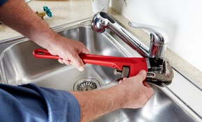 $450 for $500 Toward a Rinnai Tankless Water Heater