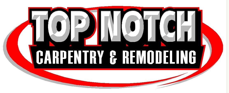 Top Notch Carpentry & Remodeling logo