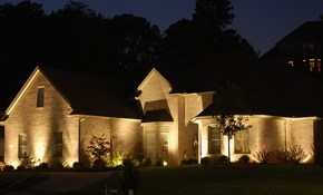$1,620 for an LED Landscape Lighting Package