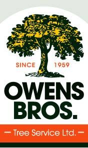 Owens Bros Tree Service Ltd logo