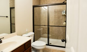 $75 for $150 Credit Toward Glass Shower Enclosure