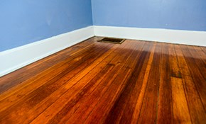 $25 for Interior Hardwood Floor Consultation and Measurements with Credit Toward Installation