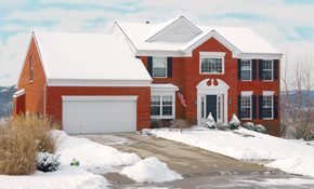 $600 for Winter Yard Work and Tree Service plus Snow Removal Package