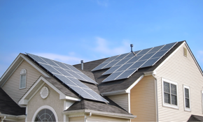 $250 for $500 Credit Toward a Solar Panel Installation