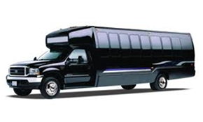 30 Passenger Luxury Coach for only $70 per Hour! (5 Hour Minimum)
