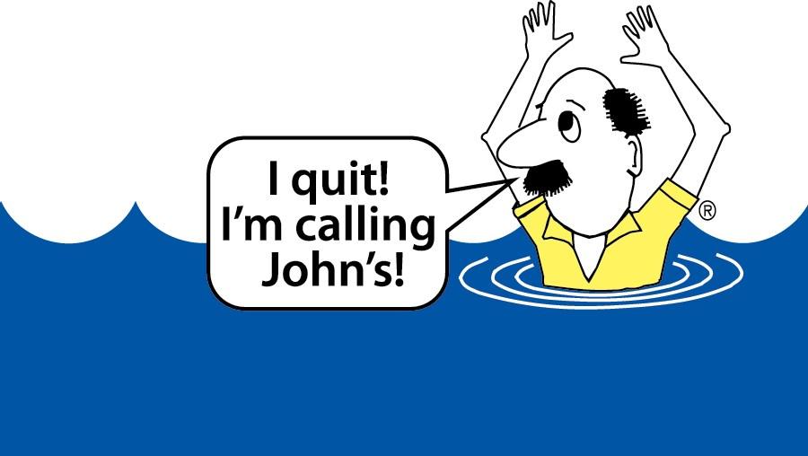 John's Waterproofing logo