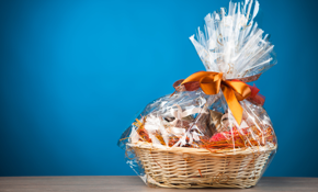 $40 for a Special Gift Basket
