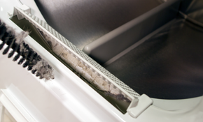 $129 Dryer Vent Cleaning