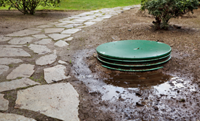 $345 for Septic Tank Cleaning