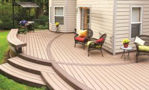 $250 for $500 Credit Toward a New AZEK or TimberTech Deck
