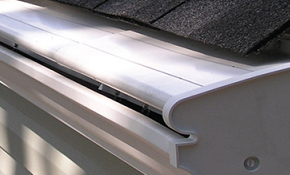 $400 for $500 Worth of Clog Free Gutters with a Lifetime Warranty!