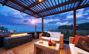 $50 for Outdoor Deck/Patio Livng Space Consultation