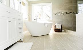 $5,000 for $7,000 Credit Toward a Bathroom Remodel