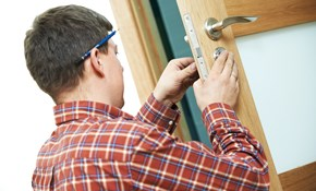 $60 for a Locksmith Service Call