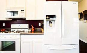 $200 for $220 Credit Toward Large Appliance Repair