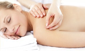 $60 for a 60 Minute Massage