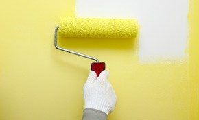 $199 for One Room of Interior Painting