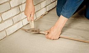 $1,500 for $1,725 Credit Toward Flooring Removal and Installation