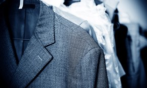 $20 for 3 Pairs of Pants Dry Cleaned and Pressed Including Pick-Up and Delivery
