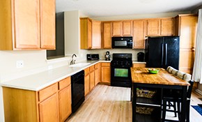 $250 for $500 Credit Toward Full Kitchen and Bathroom Remodeling Project