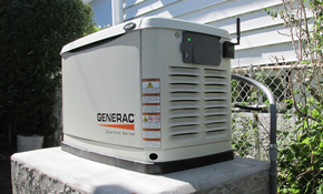 $450 for $500 Credit Toward a New Generator