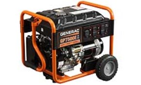 $2,175 for a 7500 Watt Emergency-Rated Portable Generator