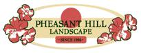 Pheasant Hill Landscape logo