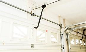 $89 Garage Door Tune-Up and Roller Replacement