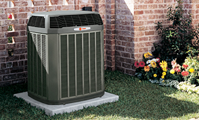 $3,650 for a Trane 3-Ton High-Efficiency Air Conditioner
