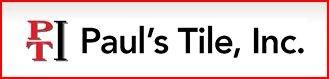 Paul's Tile Inc logo